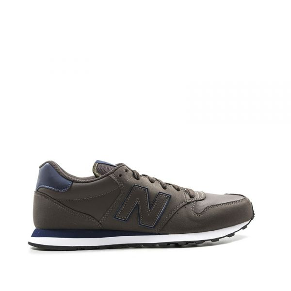 new balance 500 uomo marrone