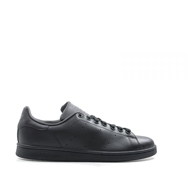 ADIDAS STAN SMITH Sneakeruomo nero in pelle