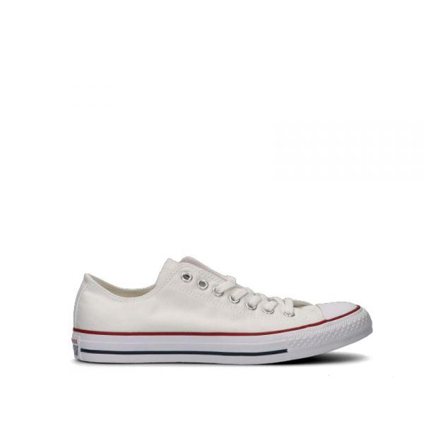 CONVERSE CHUNCK TAYLOR Sneaker donna bianca in tessuto