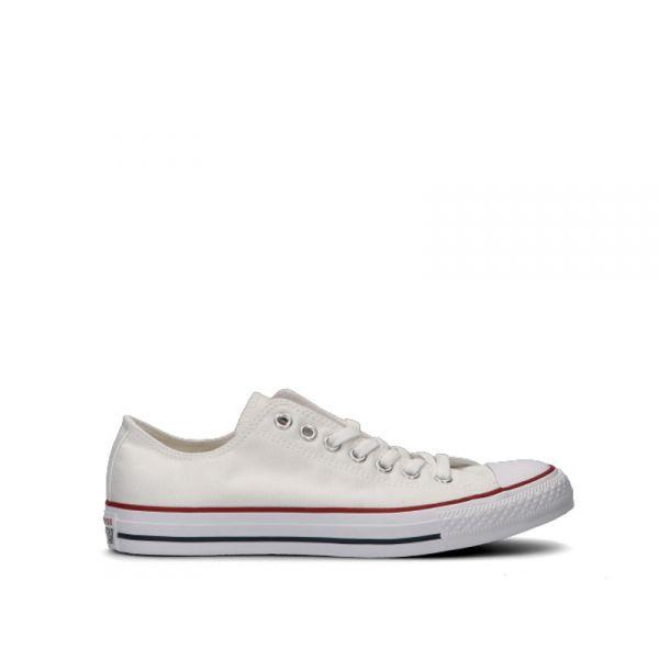 CONVERSE CHUNCK TAYLOR Sneaker uomo bianca in tessuto