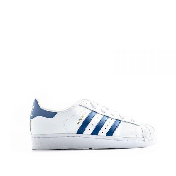 ADIDAS SUPERSTAR  Sneaker ragazzo bianca/blu
