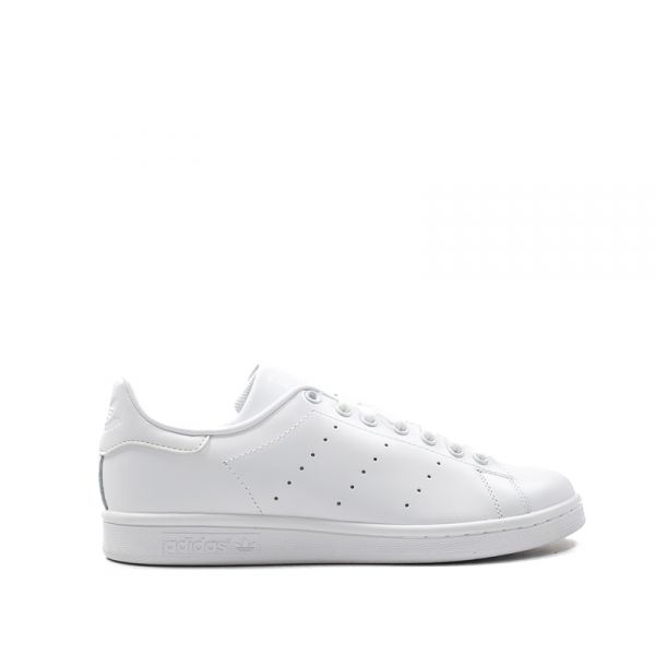 ADIDAS STAN SMITH Sneaker donna bianca in pelle