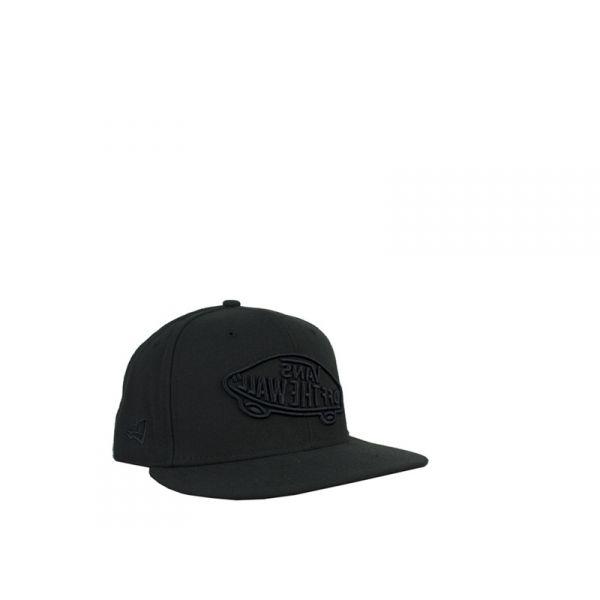 VANS Cappello frontino unisex nero