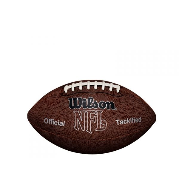WILSON Pallone da rugby official tds pattern