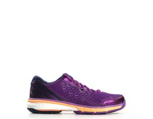 official photos 5d6f3 9eb09 ADIDAS ENERGY VOLLEY BOOST 2.0 Scarpa volley donna viola