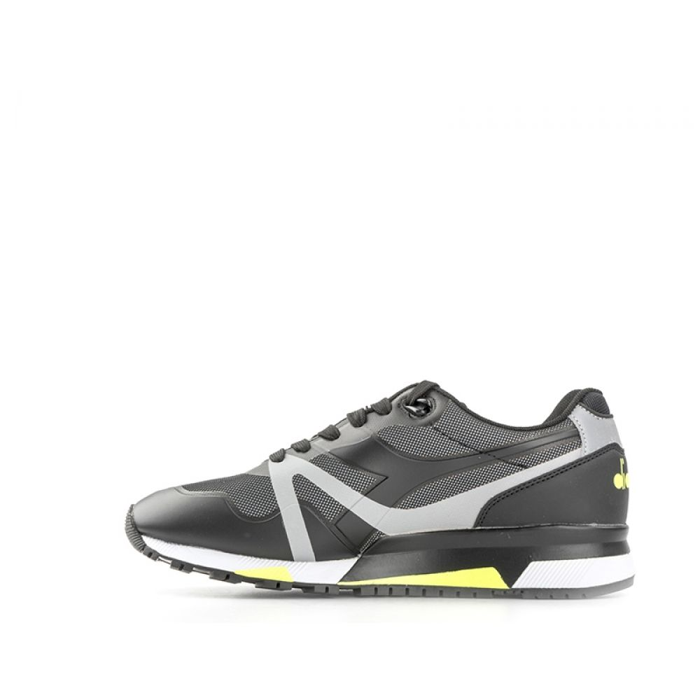 Diadora 2 0 N9000 Bright Protection Sneaker Uomo Nera