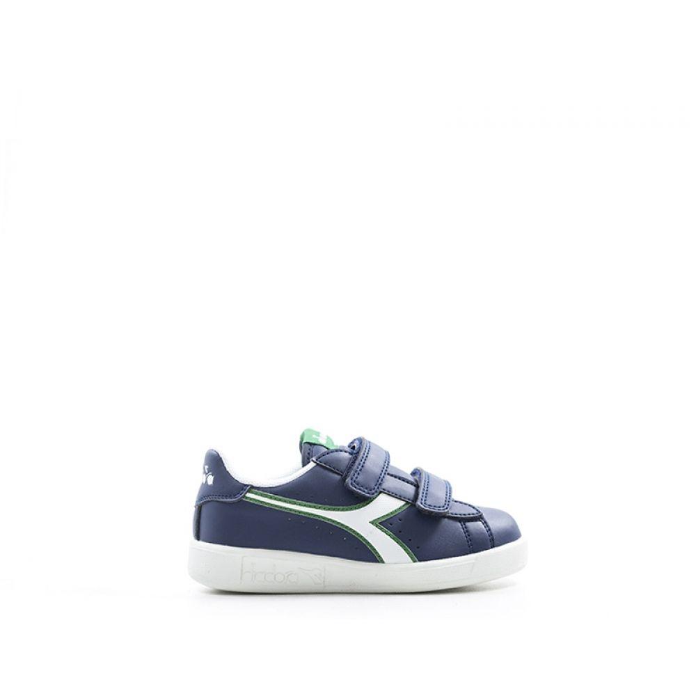 Diadora Game P Sneaker Bimbo Blu bianca Blu