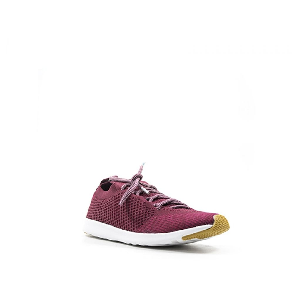Native Sneaker Donna Bordeaux