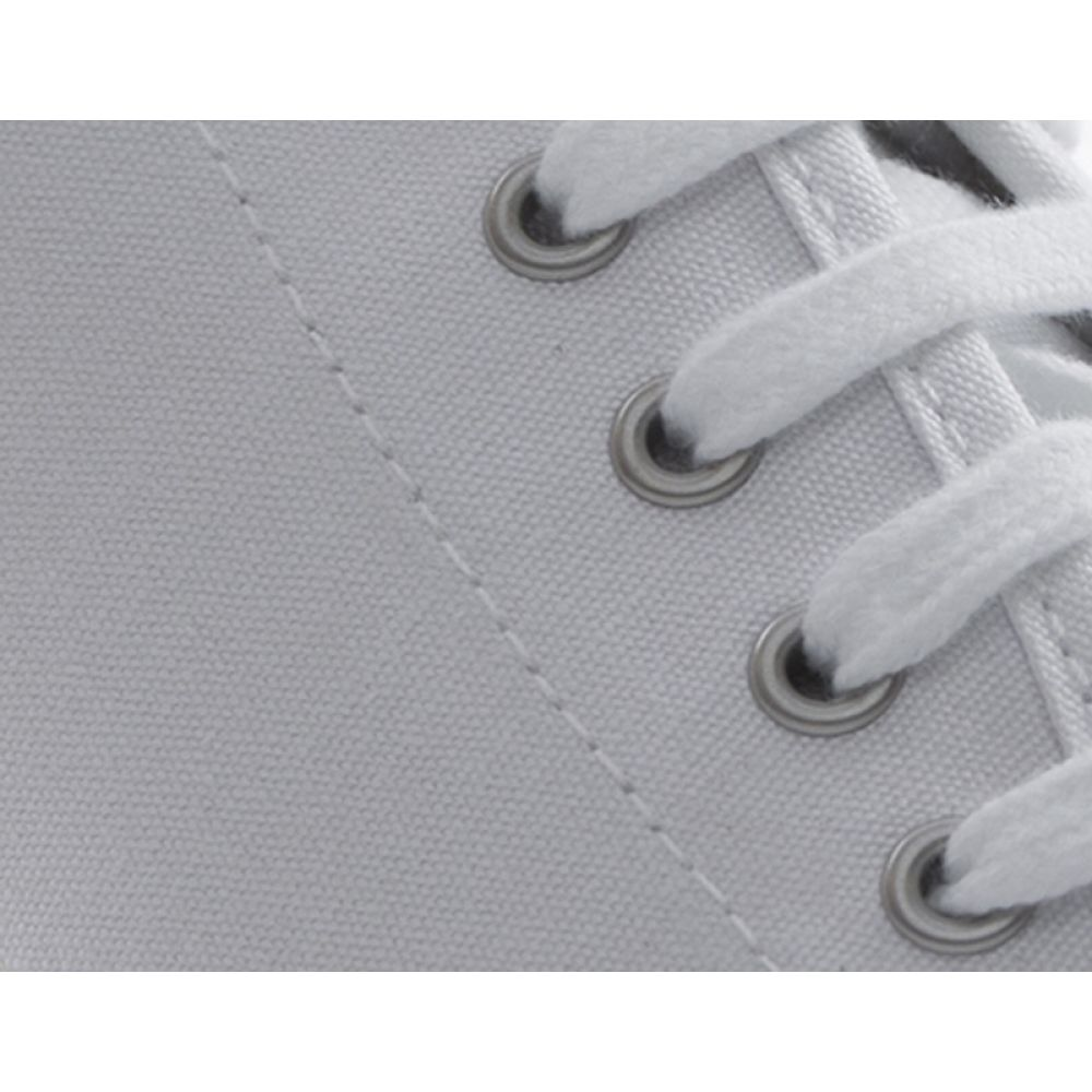 Fred Perry Sneaker Donna Bianca In Tessuto Bianco