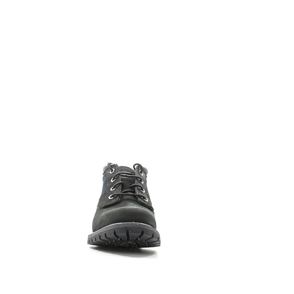 Timberland Polacco Donna Nera In Pelle