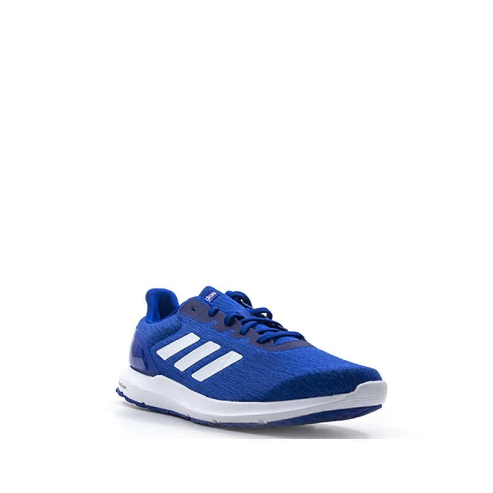 buy popular 77134 cbdbc ... Blu Uomo In 2 Scarpa Cosmic Tessuto Running Adidas ...