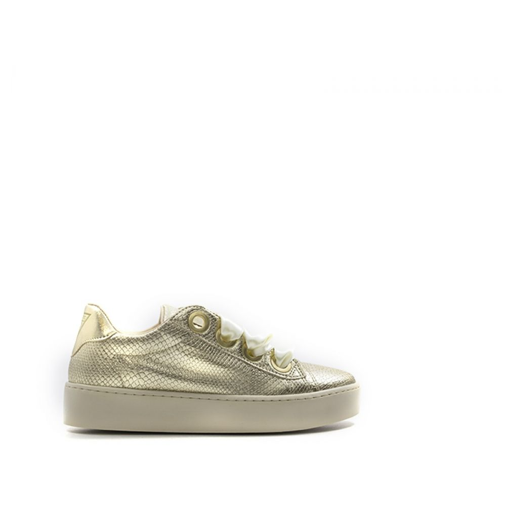 Guess Sneaker Donna Oro