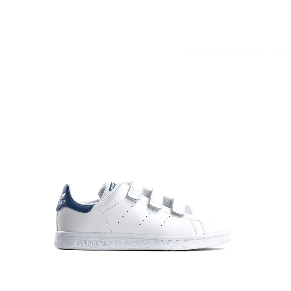 stan smith blu bambino