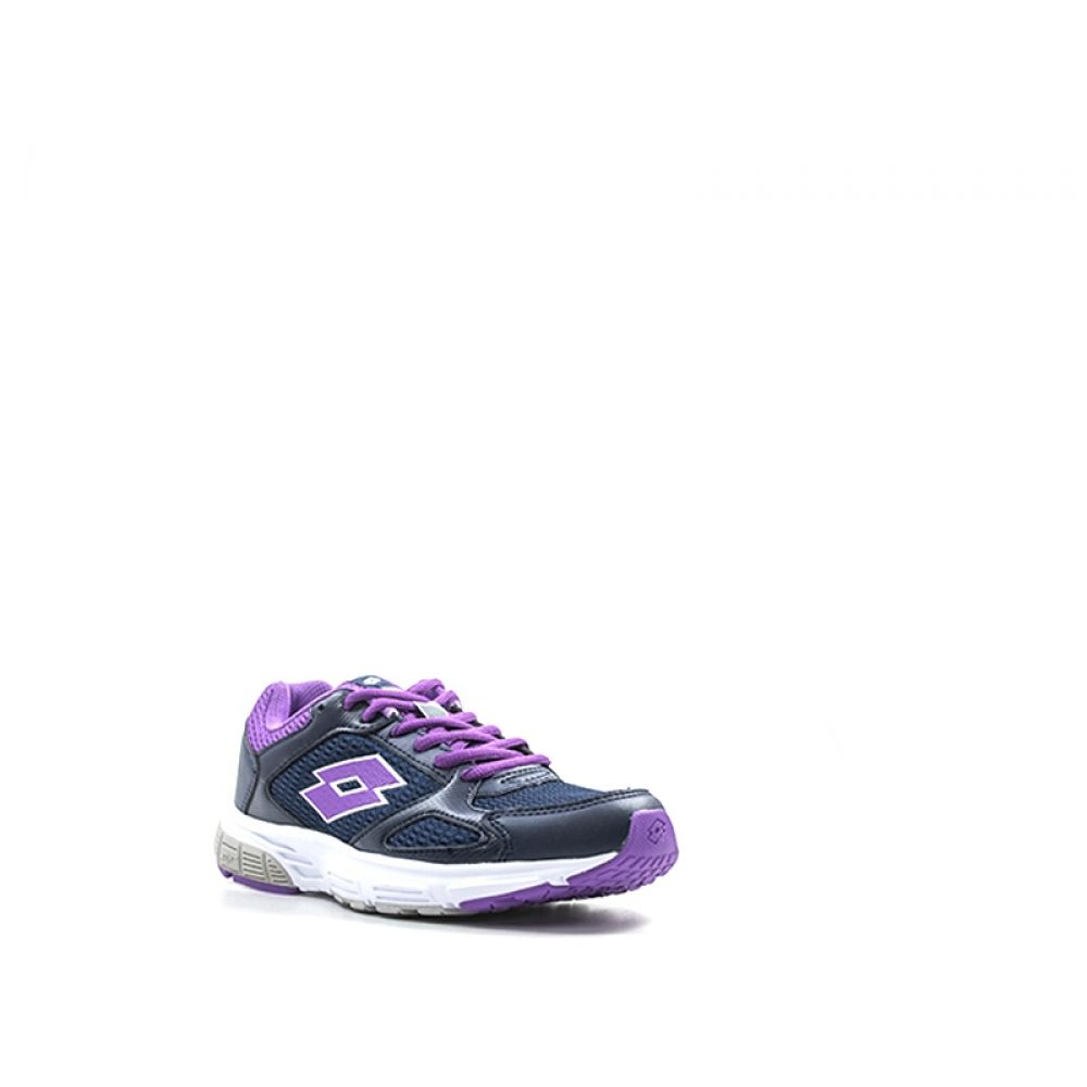 Lotto Speedride Scarpa Running Donna Blu viola In Tessuto