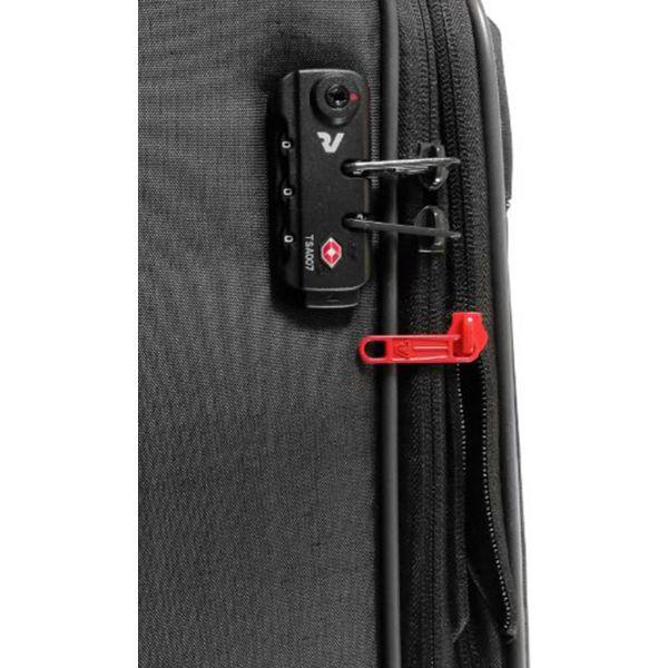 d4f6fc711 RONCATO FRESH Trolley cabina morbido nero/rosa | Quellogiusto Shop ...