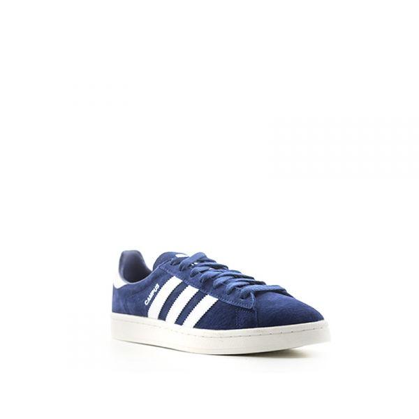 ADIDAS CAMPUS Sneakers uomo blu suede | Quellogiusto Shop online