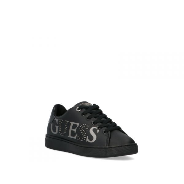 GUESS Sneaker trendy donna nera t4pwmk