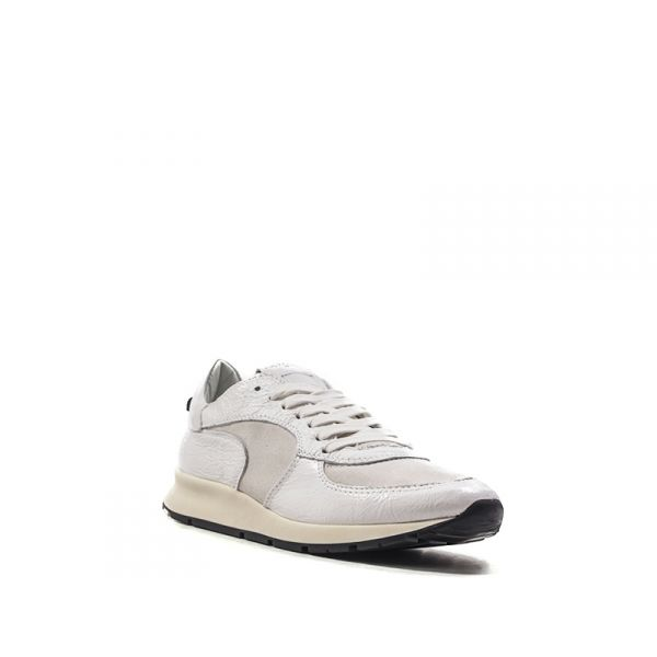 PHILIPPE MODEL Sneaker trendy donna bianca in pelle lf2Ul1