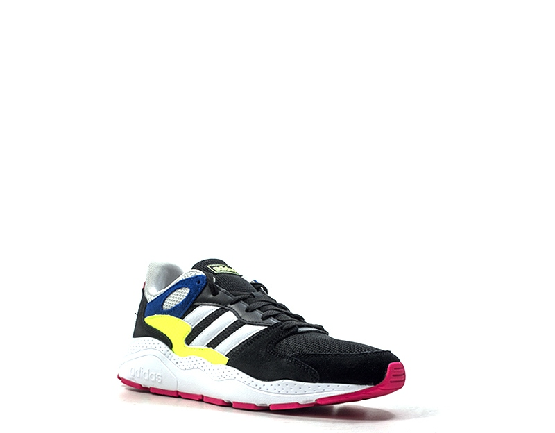 scarpe di pelle adidas uomo nero