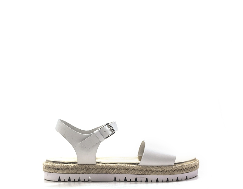 Chaussures FRACOMINA Femme BIANCO Cuir naturel FC19SM2084A-278