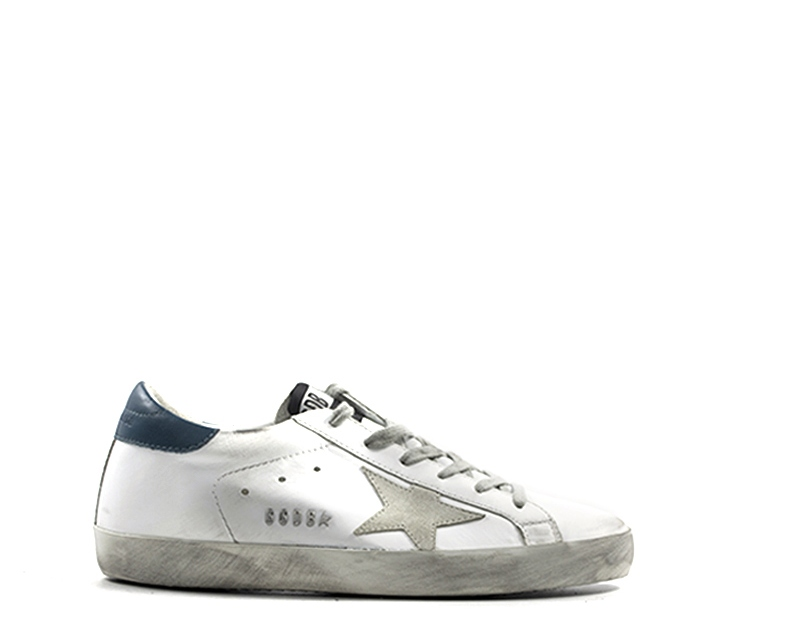 Scarpe GOLDEN GOOSE Donna Sneakers Trendy BIANCO Pelle naturale ... 916b15d4141