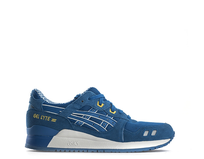 Schuhe asics  Herren blu blu blu / bianco scamosciato, h40nq-4949s tessuto 0faea7