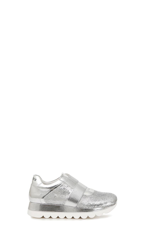 Dettagli su Scarpe CAFéNOIR Sneakers Trendy Paillettes,Pelle naturale IDB255204
