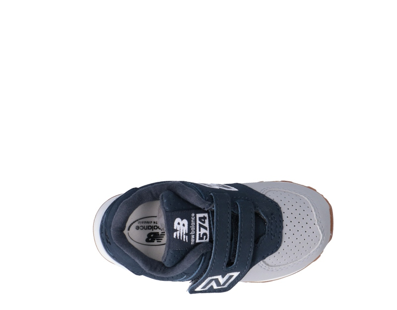 Details about Shoes new balance child sneakers trendy blu pu iv574bub- show original title