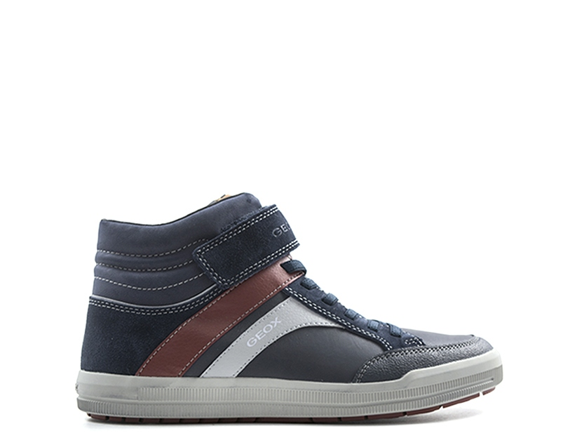 Niños Detalles Zapatos C4335 Geox 05422 De J744ac Blubordeaux wknO80PNXZ