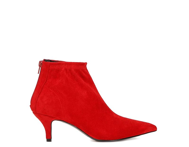 zapatos zapatos zapatos CAFénegro mujer Tronchetti  rojo Tessuto JME911038  con 60% de descuento