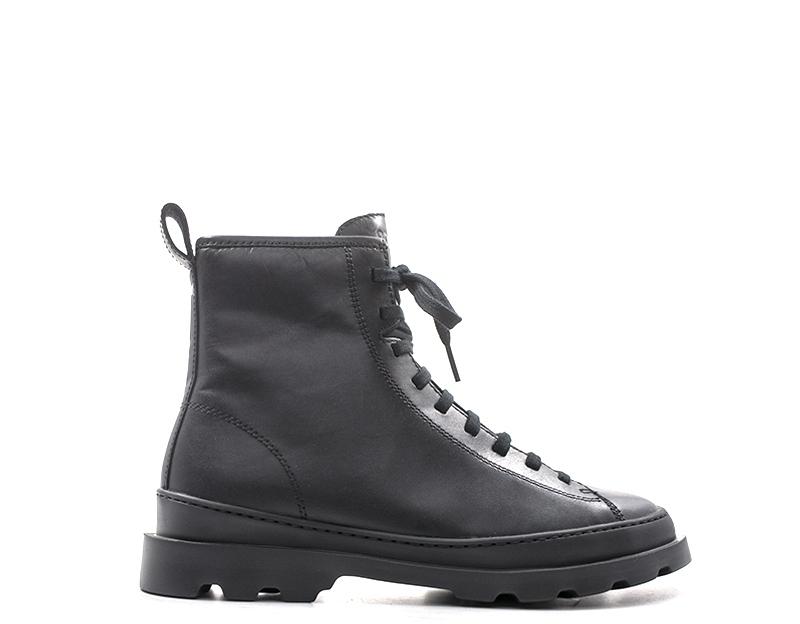 Detalles de Zapatos CAMPER Mujer NERO Cuero natural K400325 002