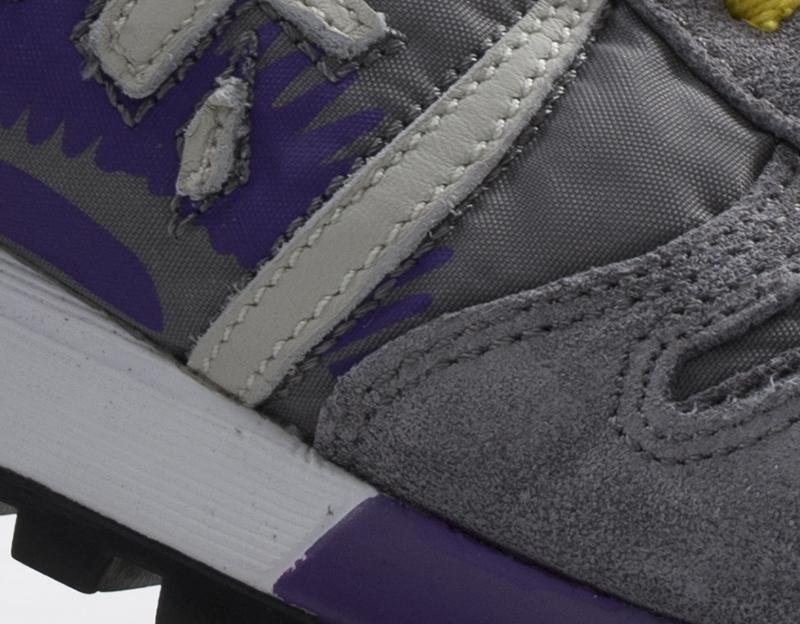 PREMIATA | Sneaker da Donna Kim Grigio | Pre_Kim_3323