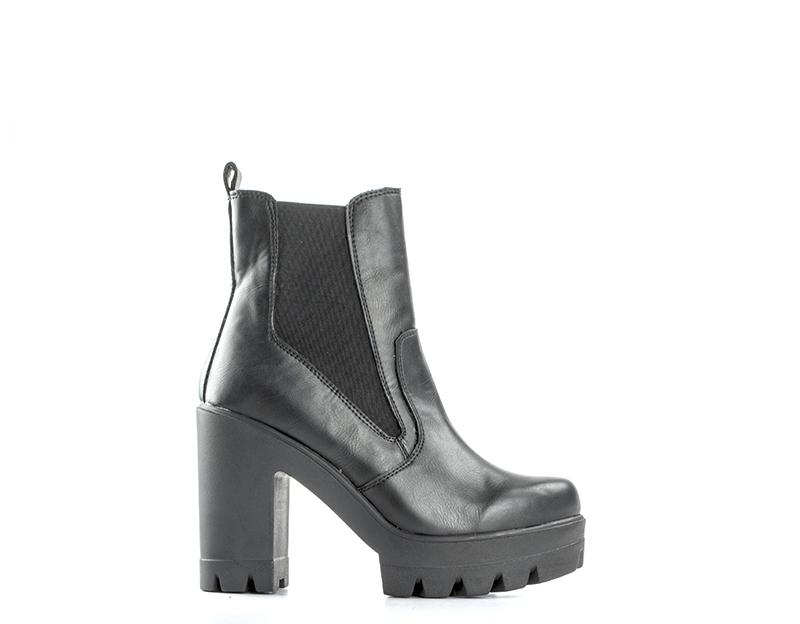 Zapatos STUDIO ITALIA PU Mujer NERO PU ITALIA KOIN07NE a0a35c