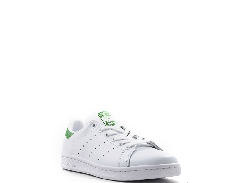 low cost c41a6 90d27 Scarpe ADIDAS Donna Sneakers BIANCO Pelle naturale M20324