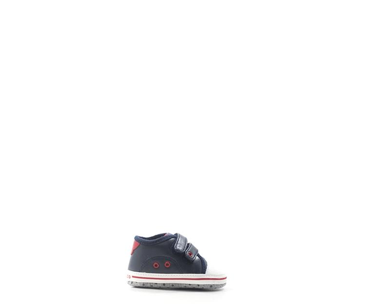Scarpe CHICCO Bambini Sneakers Trendy  BLU PU GERAN-800