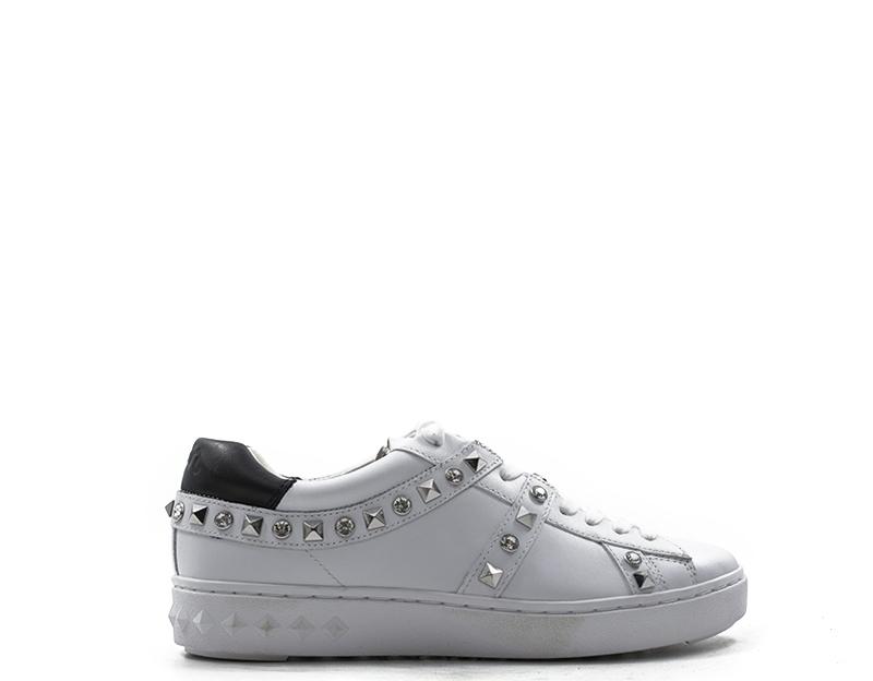 Scarpe Ebay Trendy Sneakers Pelle Ash 001 Naturale Donna Play02 Bianco rqO6rUnHwf