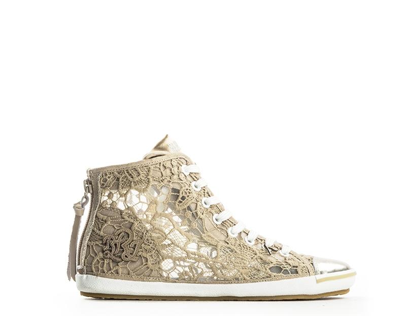 hot sales 0a226 dbda2 Dettagli su Scarpe REPLAY Donna Sneakers Trendy BEIGE Tessuto RV140097T-24