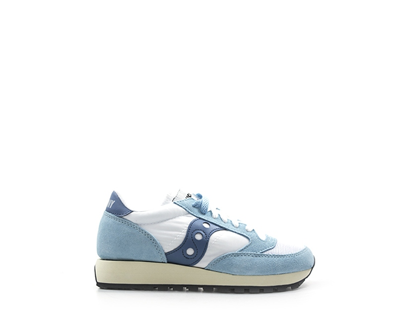 Dettagli su Scarpe SAUCONY Donna Sneakers AZZURRO Scamosciato 7a04a3d0fb0