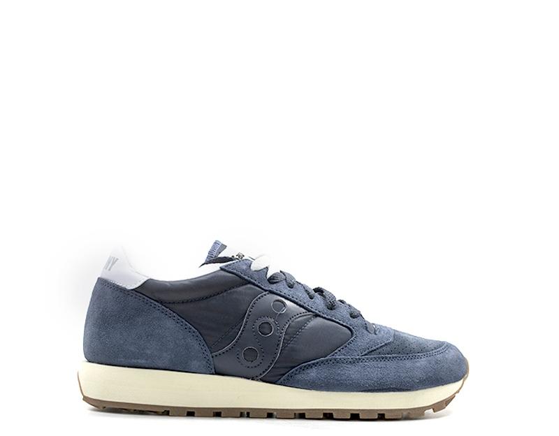 SAUCONY JAZZ ORIGINAL BIANCO BLU E BEIGE Sneakers Scarpe