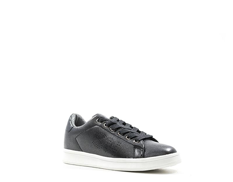 best cheap 32c8a e113a Dettagli su Scarpe SILVIAN HEACH KIDS Bambini Sneakers Trendy NERO/OTTANIO  SHW17-21S