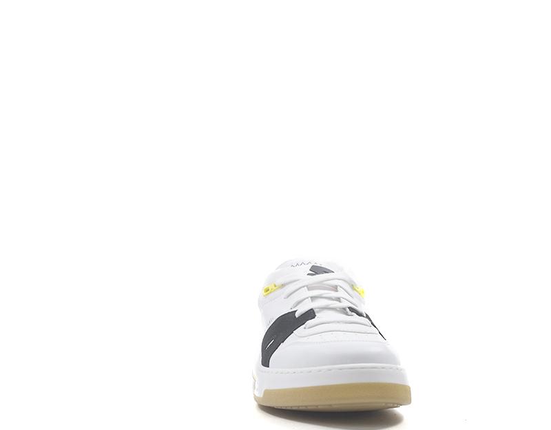 Dettagli su Scarpe STARTER Uomo Sneakers BIANCO Inserti in pelle,PU STAREB 05BN