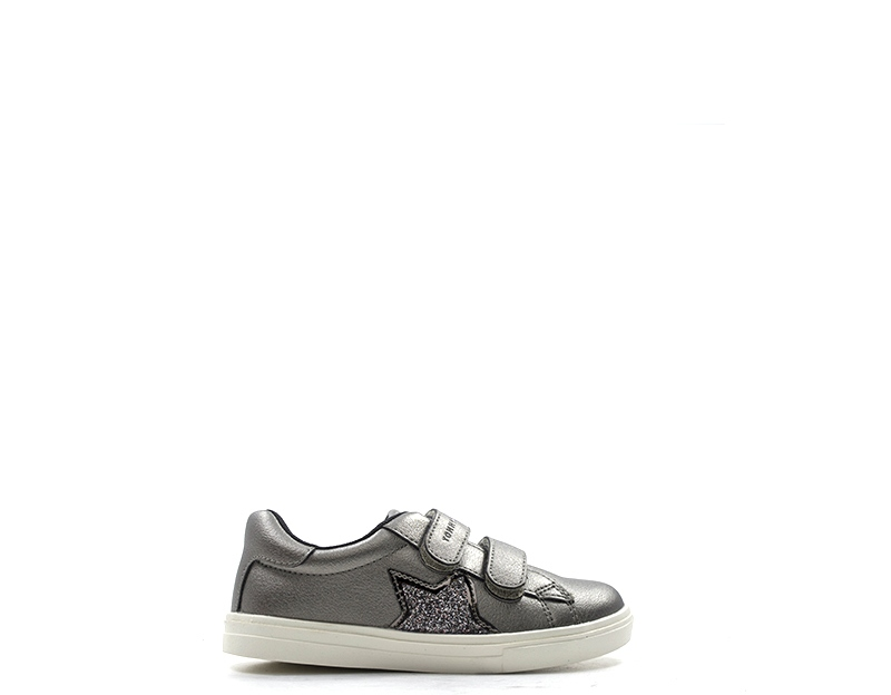 TOMMY HILFIGER Sneakers Trendy bambini grigio