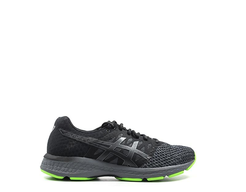 Zapatos ASICS Hombre NERO/VERDE NERO/VERDE Hombre  T7E0N-9097 d44d55