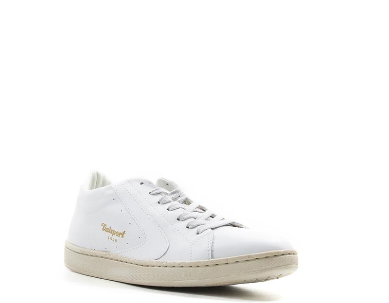 Dettagli su Scarpe VALSPORT Sneakers trendy Pelle naturale TOURNAMENT 101