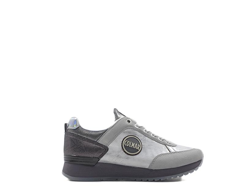 Dettagli su Scarpe COLMAR Donna Sneakers Trendy BIANCO PU,Scamosciato,Tessuto TRAVISJ 117