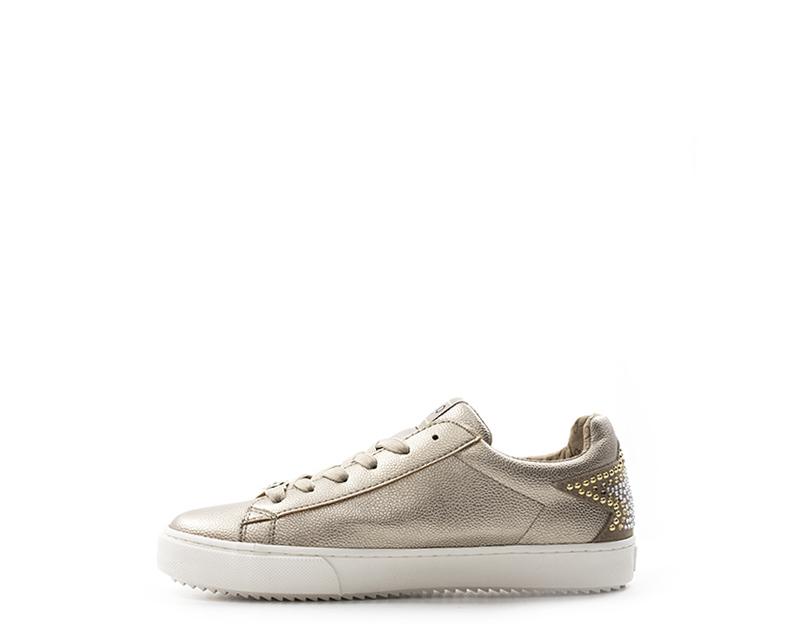Dettagli su Scarpe LIU JO Bambini Sneakers Trendy GIALLO Pelle naturale,PU UM23258AR
