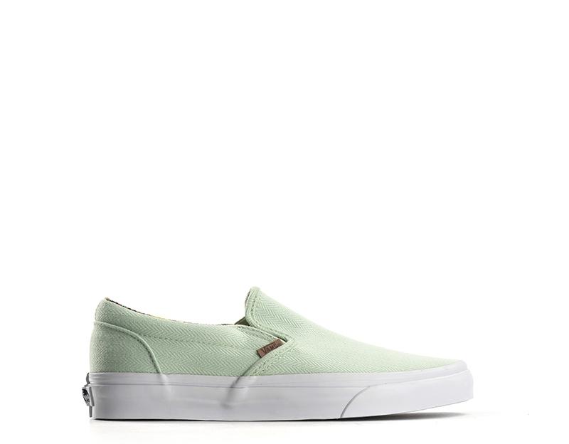 scarpe vans verde acqua