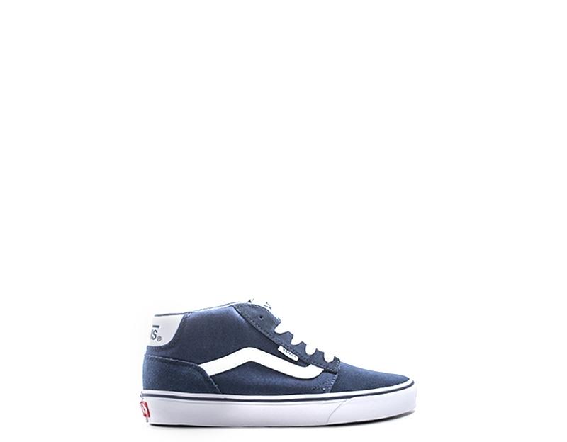 Dettagli su Scarpe VANS Uomo Sneakers BLU Scamosciato VA2XSWK8N U