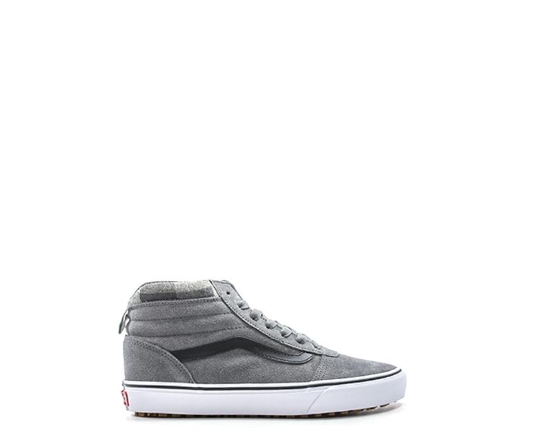 Dettagli su Scarpe VANS Uomo Sneakers GRIGIO Scamosciato VA3JETU2Y
