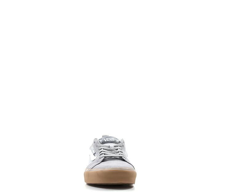 Dettagli su Scarpe VANS Uomo Sneakers GRIGIO Scamosciato,Tessuto VA3MTJU1M